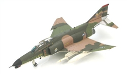 USAF McDonnell F-4G Phantom II Wild Weasel Aircraft - 37th Tactical Fighter Wing, 1980s