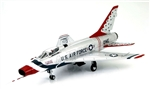 USAF North American F-100D Super Sabre Fighter - Thunderbirds One, Neil Eddins, 1967