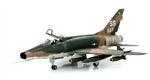 USAF North American F-100D Super Sabre Fighter - Thors Hammer, 31st Tactical Fighter Wing, Tuy Hoa AB, Vietnam, 1970