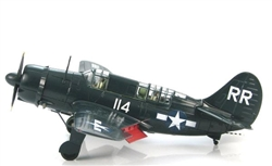 USN Curtiss SB2C-4 Helldiver ASW Aircraft - RR of VB-88, USS Yorktown (CV-10), 1945