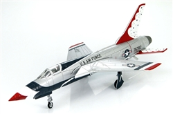 USAF Republic F-105B Thunderchief Fighter-Bomber - Thunderbirds, 1964
