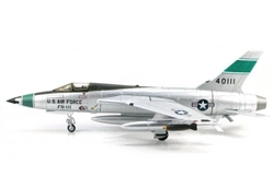 USAF Republic F-105B Thunderchief Fighter-Bomber - 335th Tactical Fighter Squadron, 4th Tactical Fighter Wing, Seymour Johnson AFB, North Carolina, 1958