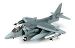 USMC AV-8B Harrier II Jump Jet - VMA-223 Bulldogs, Marine Corps Air Station Cherry Point, North Carolina [Low-Vis Scheme]