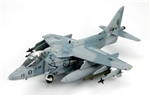 "USMC Boeing AV-8B Harrier II Jump Jet - VMA-231 ""Ace Of Spades"", Operation Desert Storm, 1991 [Low-Vis Scheme]"