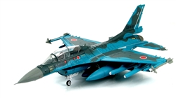 JASDF Mitsubishi F-2B Fighter - 21st Squadron, 4th Air Wing, Matsushima Air Base, Japan