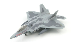 "USAF Lockheed-Martin F-22 Raptor Air Dominance Fighter - Raptor 01, ""Spirit of America"" [Low-Vis Scheme]"