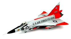 USAF Convair F-102 Delta Dagger Interceptor - 317th Fighter Interceptor Squadron, 21st Composite Wing, Alaskan Air Command, Alaska, 1960s