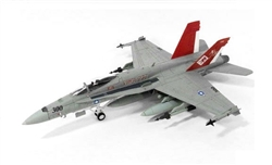 "USMC McDonnell Douglas F/A-18A Hornet Strike Fighter - VMFA-232, ""The Red Devils,"" March 2007"