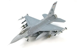 "USAF General Dynamics F-16CG Fighting Falcon Fighter - 421st Fighter Squadron ""Black Widows"", Balad Air Base, Iraq, 2006 [Low-Vis Scheme] (1:72 Scale)"