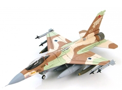 "Israeli Defense Force General Dynamics F-16A Netz Fighter - 107 Squadron ""Knights of the Orange Tail"", Etzion AB, Raid on Osirak, June 7th, 1981"