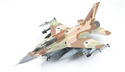 "Israeli Defense Force General Dynamics F-16I Sufa Fighter - 201 Squadron, 201 Squadron, ""The One (Ahat)"""