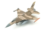 USAF General Dynamics F-16C Block 32 Fighting Falcon Fighter - 64th Aggressor Squadron, 2009 [Aggressor Scheme]