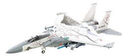 "Japanese Air Self-Defense Force Boeing F-15J Eagle Multi-Role Fighter - JASDF 50th Anniversary Scheme ""Mount Fuji"", 2004"