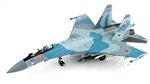 "Russian Sukhoi Su-35 ""Flanker-E"" Multirole Fighter - ""Red 04"", Akhtubinsk Flight Test Center, 2012"