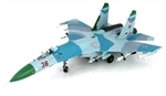 "Soviet Sukhoi Su-27 ""Flanker-B"" Multirole Fighter - ""Red 36"", 941st IAP, Barents Sea, 1987"