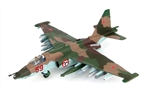 "Soviet Sukhoi Su-25 ""Frogfoot"" Ground Attack Aircraft - ""Red 59"", 378. OShAP, VVS, 40th Army Air Forces, Bagram AB, Afghanistan, 1986"