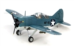 USMC Brewster F2A-3 Buffalo Fighter - Captain William C. Humberd, VMF-221, Midway, June 1942