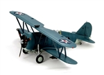 Limited Edition USN Grumman F3F-2 Biplane Fighter - 2-M-16, 1942
