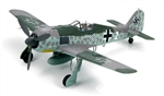 German Focke-Wulf Fw 190A-6 Fighter - General-Major Adolf Galland, Jagdgeschwader 300, Berlin-Templehof, March 1944