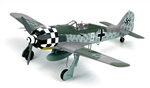 German Focke-Wulf Fw 190A-6 Fighter - Lt. Heinz Gunther Luck, I./Jagdgeschwader 1, September 1943