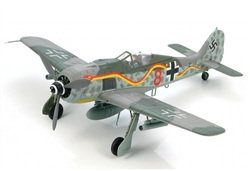 German Focke-Wulf Fw 190A-7/R6 Fighter - Jagdgruppe 10, Parchim, Germany, 1944