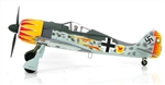 German Focke-Wulf Fw 190A-4 Fighter - Major Hermann Graf, Jagdgeschwader 2, France, 1943
