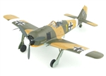 "German Focke-Wulf Fw 190A-4 Fighter - Oblt. Erich Rudorffer, 6./Jagdgeschwader 2 ""Richthofen"", North Africa, Spring 1943"