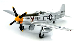 USAAF North American P-51D Mustang Fighter - Lt. Col. Glenn Eagleston, 353rd Fighter Squadron, 354th Fighter Group, 1945