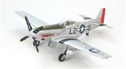 "USAAF North American P-51D Mustang Fighter - Col. Arthur Jeffrey, ""Boomerang Jr."", 434th Fighter Squadron, 479th Fighter Group, December 1944 [Signature Edition]"