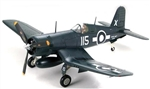 Royal Canadian Navy Chance-Vought FG-1D Corsair Fighter - Reserve Pilot Lt. Robert Hampton Gray (VC), 1841 Squadron, August 1945