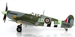 RAF Supermarine Spitfire Mk. IXc Fighter - P/O Pierre Clostermann DFC, 602 Squadron, France, June/July 1944