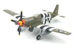USAAF North American P-51B Mustang Fighter - Capt. C.E. Bud Anderson, 363rd Fighter Squadron, 357th Fighter Group, England, June 1944 [Signature Edition]