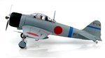 "Imperial Japanese Navy Mitsubishi A6M2 ""Zero"" Fighter - 3-116, Saburo Sakai, 12th Kokutai, 1940-1941"
