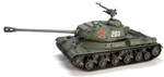 Chinese Peoples Liberation Army JS-II Heavy Tank - #203, Korea, 1952