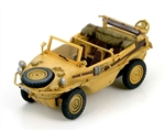 German VW-166 Schwimmwagen - Volks-Werfer Brigade 8, 7.Armee, Battle of the Bulge, 1944