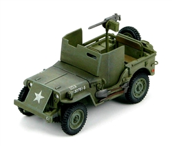 US Willys Jeep with Armored Shields - ETO, 1944
