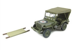 RAF Willys 1/4 Ton Jeep - World War II