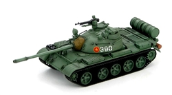 North Vietnamese T-55 Main Battle Tank - White 390