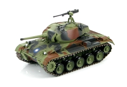 Republic of China (Taiwanese) M24 Chaffee Light Tank