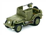 Hobby Master US Willys Jeep with Armored Shield - Europe, 1944
