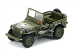 Royal Canadian Willys Radio Jeep - First Canadian Army, France, 1944