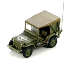 US Willys Jeep - Military Police