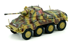 German Sd. Kfz. 234/2 Puma 8-Wheeled Armored Car - 2.Panzer Division, Normandy, 1944