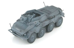 Sd. Kfz. 234/3 8-Wheeled Armored Car - 116.Panzer Division Windhund
