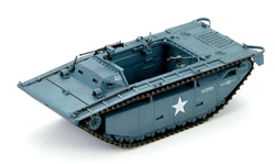 USMC LVT-2 Water Buffalo Amtank Amphibious Vehicle - Provisional Company, 193rd Tank Battalion, 27th Infantry Division, Makin Atoll, Gilbert Islands, November 1943