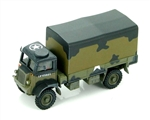 British Bedford QLD Cargo Truck - Unidentified Unit, Northern Europe, 1944-1945