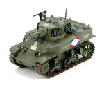 "Free French M5A1 Stuart Light Tank - 1st Squadron, 2nd Regiment. ""Chasseurs  dAfrique"", 1st Armored Division, Rhine Crossing, April 1945"
