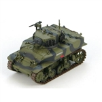 US M5A1 Stuart Light Tank - Buddies, 3rd Armored Division, Northwest Europe, 1944-45