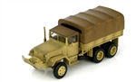 US M35 2-1/2-Ton Cargo Truck with Detachable Roof - Unidentified Unit, Baghdad, Iraq, 2003