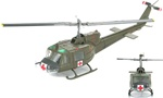 US Army Bell UH-1B Huey Helicopter - 57th Medical Detachment, Vietnam, 1964-1965